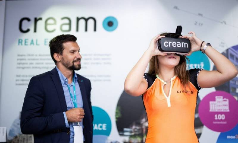 Enjoy virtual tours by CREAM Real Estate